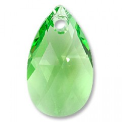 Swarovski Elements 6106 Green Peridot 22mm