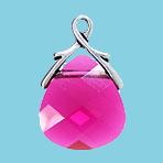 Cum se monteaza un cristal Swarovski intr-un pandantiv?